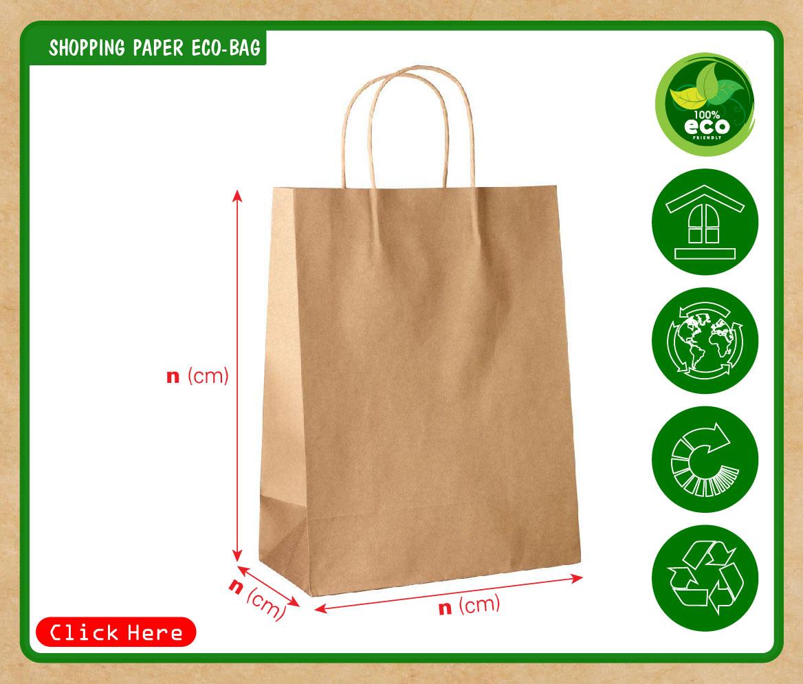 Túi giấy shopping giá re