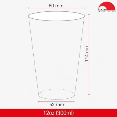 Ly Giấy 12oz - 300 ml