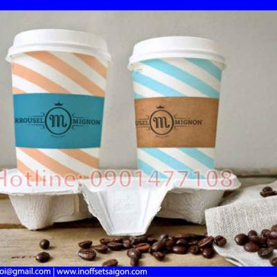 Ly Giấy Takeaway - Paper Cups