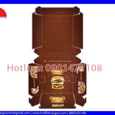 Hộp Hamburger