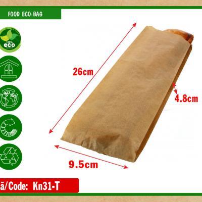 Túi giấy đựng bánh mì truyền thống