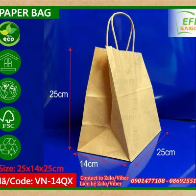 BAGS PAPER RECYCLED EXPORT